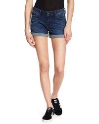 Joe's Jeans - Rolled Shorts - Lyst