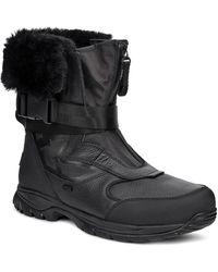UGG Tahoe Waterproof Snow Boot - Black