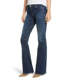 AG Jeans Angel Flare Jeans - Blue
