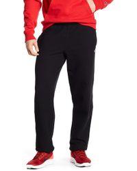 Champion | Fleece Drawstring Logo Sweatpants | Lyst
