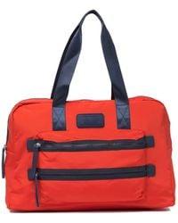 Nautica Aye On The Price Weekend Bag - Red