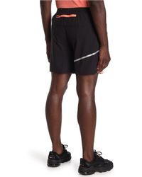 PUMA Run Woven 7 Shorts - Black