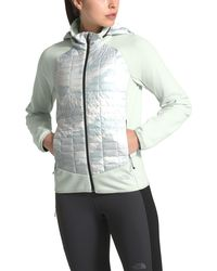 The North Face Thermoball Packable Hood Hybrid Jacket - Multicolor