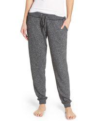 Make + Model Lounge Around Pants - Gray