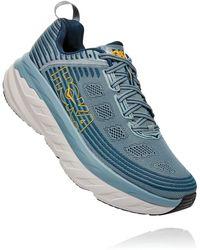 Hoka One One Bondi 6 Sneaker - Blue