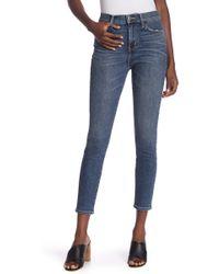 Current/Elliott - The High Waist Stile Jeans - Lyst