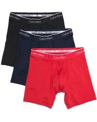 Calvin Klein Boxer Briefs - Multicolor