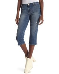 Kut From The Kloth - Natalie Crop Jeans - Lyst