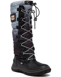 Pajar - Gia Waterproof Faux Fur Lined Boot - Lyst