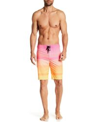 Hurley - Multicolored Shorts W/ Pocket - Lyst