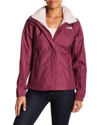 The North Face - Resolve Packable Hood Jacket - Lyst