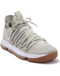 Nike Zoom Kd10 Nfs Sneaker - Multicolour