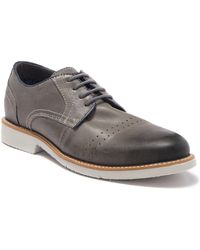 Steve Madden - Beat Perforated Derby - Lyst