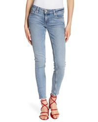 "Levi's - 711 Altered Skinny Jeans - 30"" Inseam - Lyst"