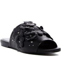 Charles David | Sicilian Leather Sandal | Lyst
