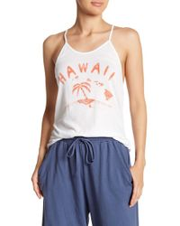 Michelle By Comune - Hawaii Halter Top - Lyst