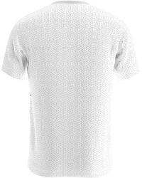 Original Penguin Polka Dot Print T-shirt - White