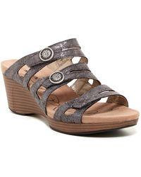 Romika - Jamaika Strappy Wedge Sandal - Lyst