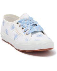 Superga 2750 Fancotw Sneaker - Natural