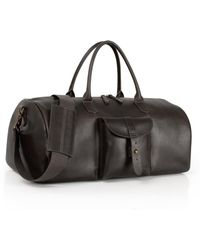 Timberland - Calexico Leather Duffel Bag - Lyst