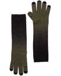 Skull Cashmere - Adrian Cashmere Gloves - Lyst