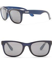 Revo - Cooper Polarized 52mm Square Retro Sunglasses - Lyst