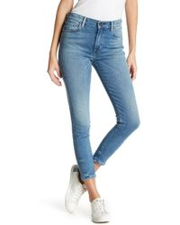 Levi's | Sliver High Rise Ankle Skinny Jeans | Lyst