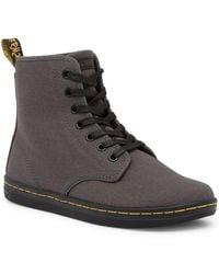 Dr. Martens - Shoreditch High-top Sneaker - Lyst
