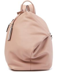 Vince Camuto - Giana Small Leather Backpack - Lyst