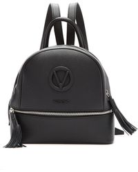 Valentino By Mario Valentino - Xavier Leather Mini Backpack - Lyst
