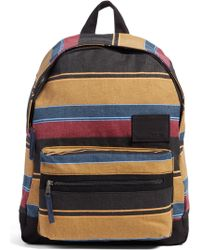 RVCA - Tides Stripe Backpack - Lyst