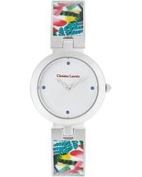 Christian Lacroix - Women's Caribe Bangle Watch, 30mm - Lyst