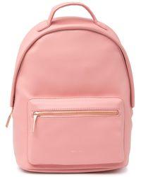 Matt & Nat Loom Vegan Backpack - Pink