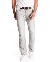 """Lucky Brand - 121 Heritage Slim Fit Jeans - 30-34"""" Inseam - Lyst"""