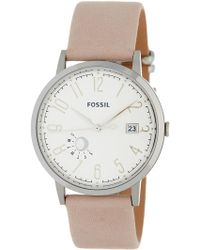 Fossil - Women's Vintage Muse Watch Set - Lyst