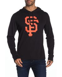 d54cdcac Lyst - Mitchell & Ness The New York Giants Sweatshirt in Black for Men