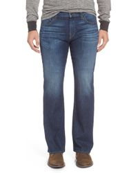 7 For All Mankind - (r) Brett Bootcut Jeans - Lyst