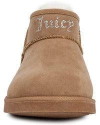 Juicy Couture Kerri Cold Weather Bootie - Natural
