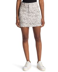 PAIGE Aideen Printed Skirt - Multicolor