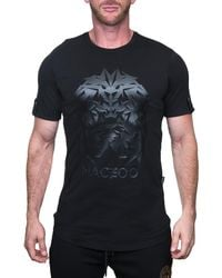 Maceoo - King Lion Graphic T-shirt - Lyst