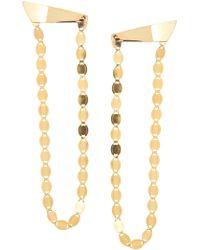 Lana Jewelry - Link Looped Earrings - Lyst