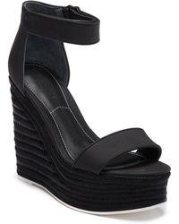 4fa953b93d90 Kendall + Kylie - Grady Espadrille Platform Wedge Sandal - Lyst