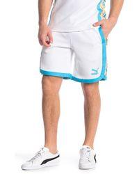 PUMA - X Coogi Bermuda Sweat Shorts - Lyst