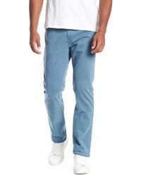 J Brand - Kane Slim Fit Straight Leg Jeans - Lyst