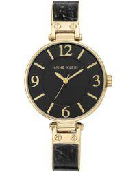 Anne Klein - Women's Trend Bangle Watch, 30mm - Lyst