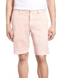 Tommy Bahama - Beach Linen Blend Shorts - Lyst