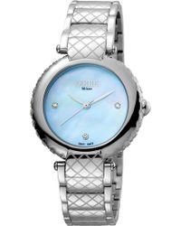 Ferrè Milano - Women's Swiss Quartz Bracelet Watch, 34mm - Lyst