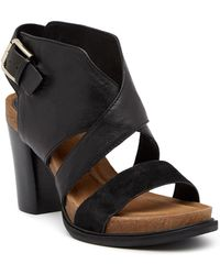 Söfft - Christine Cuffed Leather Sandal - Lyst