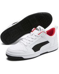 PUMA Rebound Layup Sl Sneaker - White