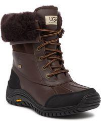 UGG - Adirondack Ii Weatherproof Leather Boot - Lyst